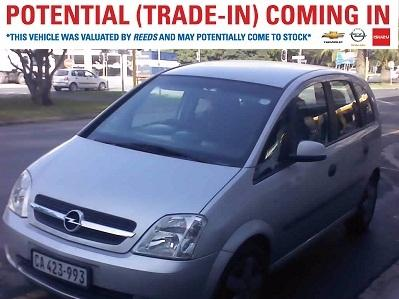 Opel Meriva 1.6 Comfort