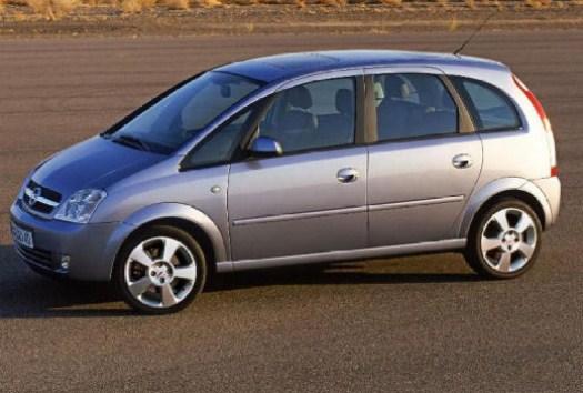 Opel Meriva 1.7 CDTi EcoTec