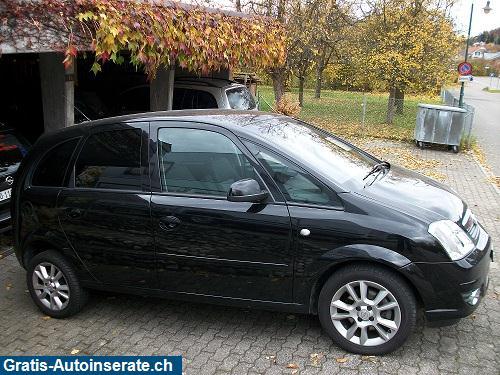Opel Meriva 1.8 16V