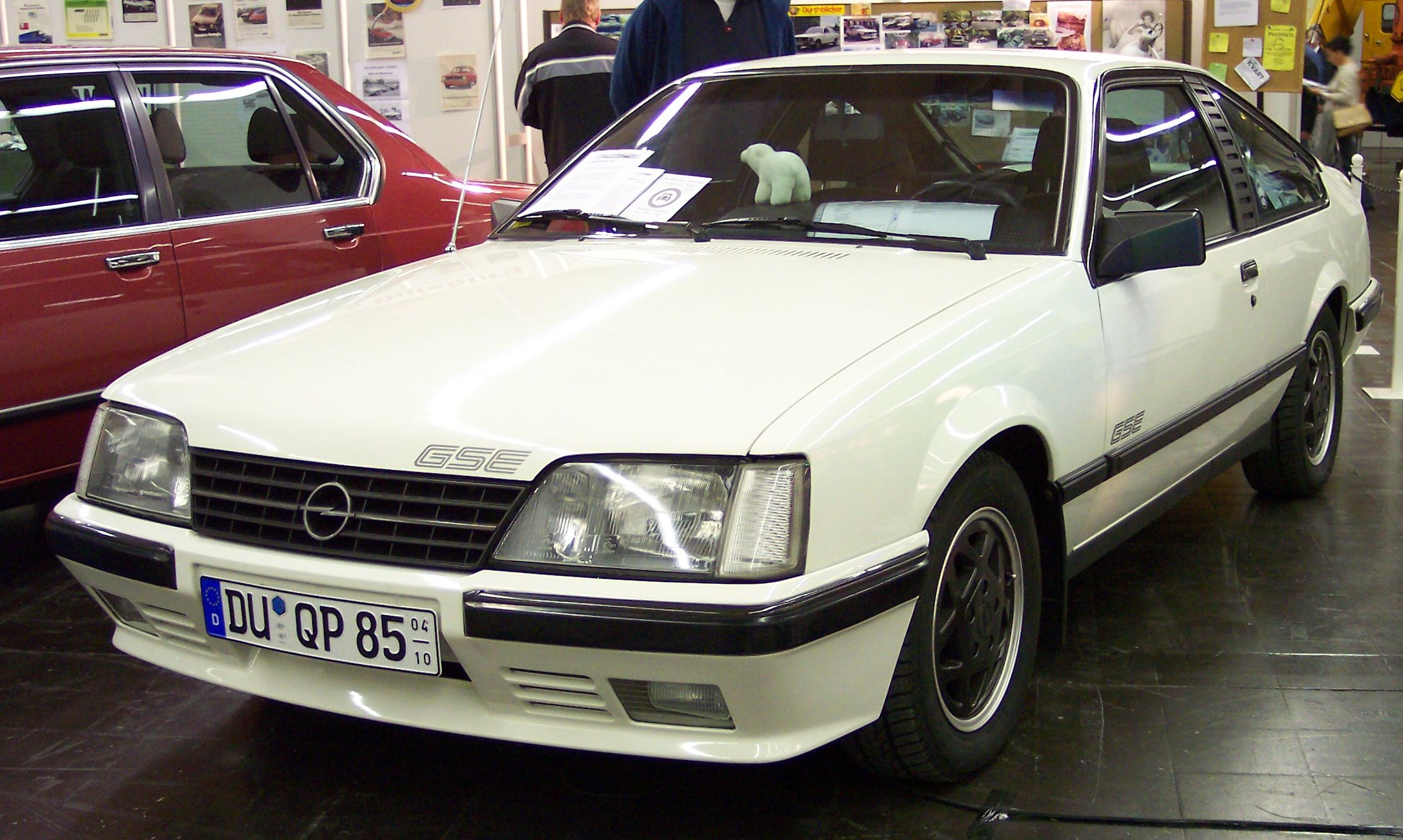 Opel Monza 3.0