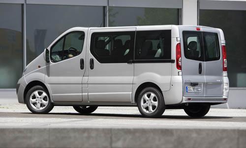 Opel Movano 1.9 CDTI 5-speed