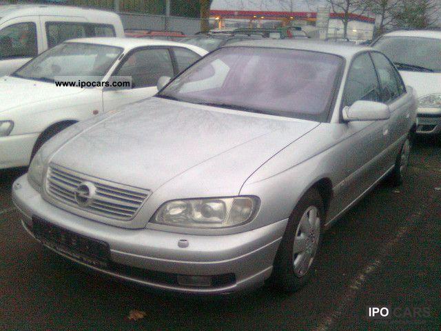 Opel Omega 2.2 D