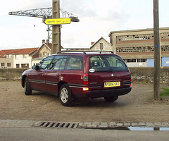 Opel Omega 2.5 D Break