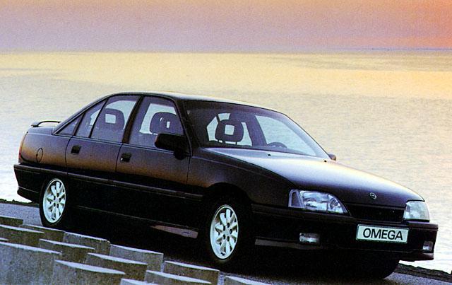 Opel Omega 2.4 i MT