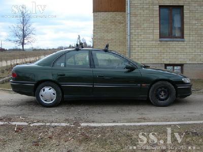 Opel Omega 3.0 Elite