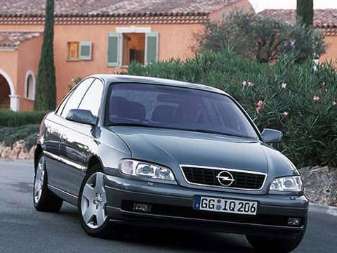 Opel Omega 5.7 V8