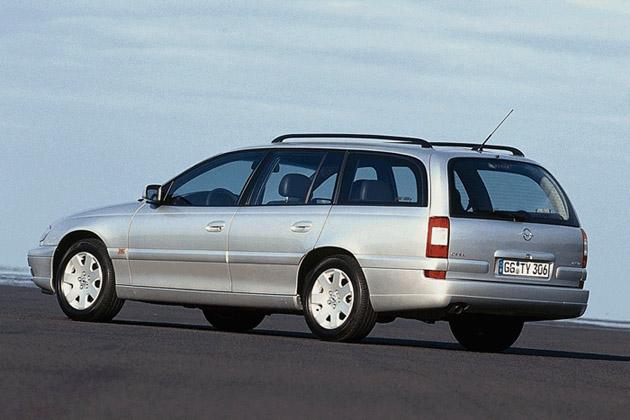 Opel Omega Caravan 2.6 V6