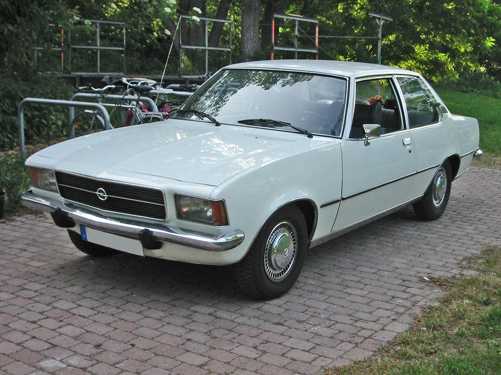 Opel Record