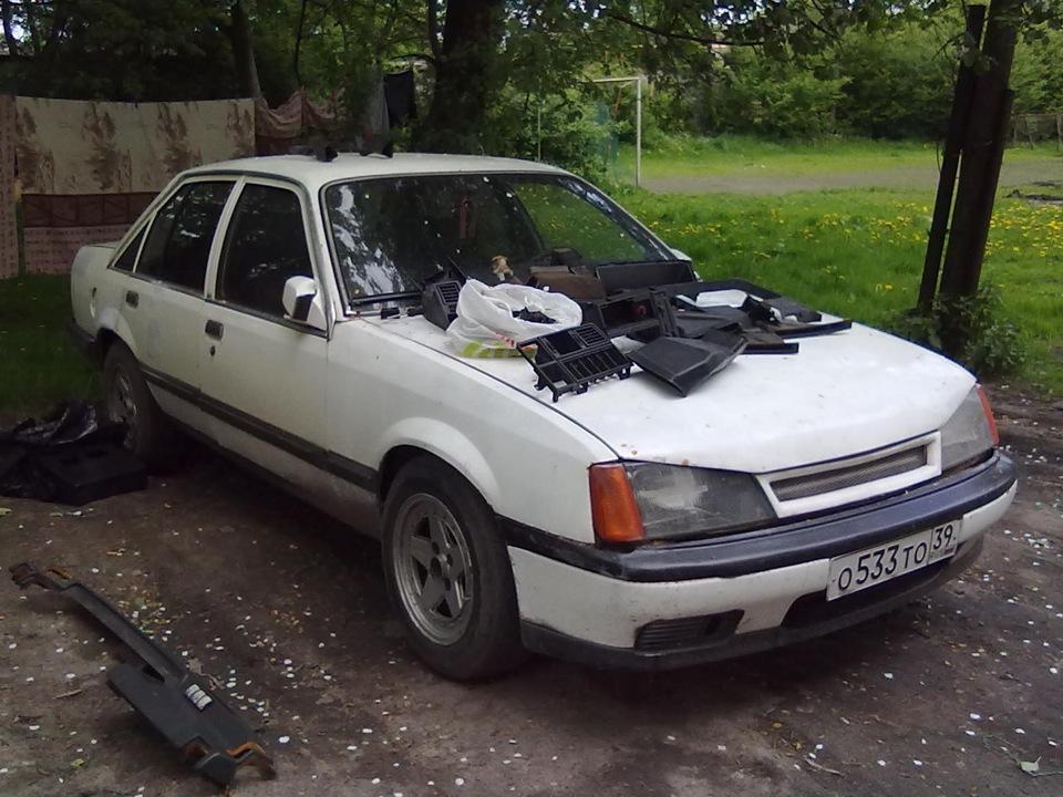 Opel Rekord 1.8 S