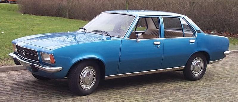 Opel Rekord 2.0