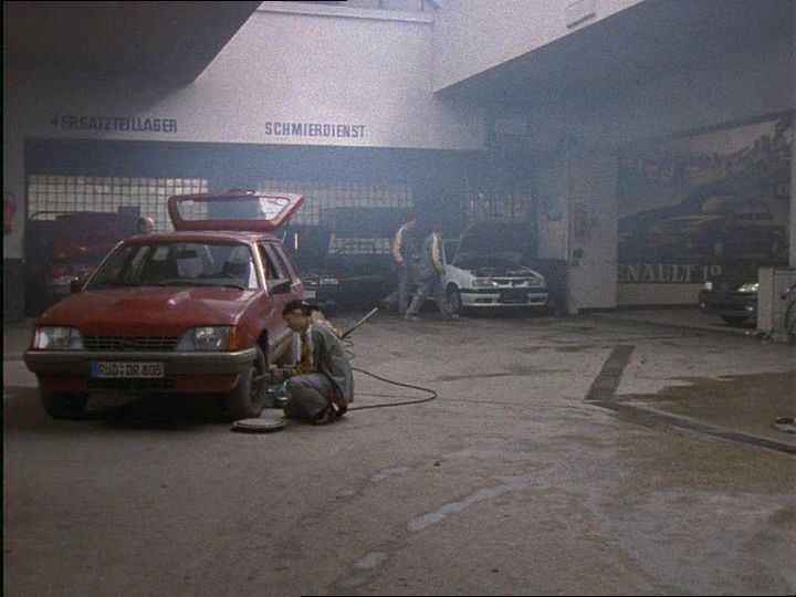Opel Rekord 2.3 D