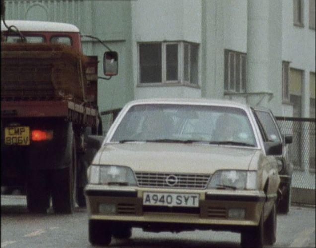 Opel Senator 2.5