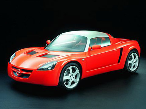 Opel Speedster 2.2 16V