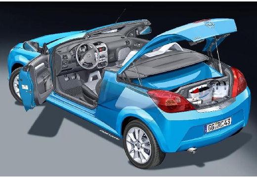 Opel Tigra TwinTop 1.4