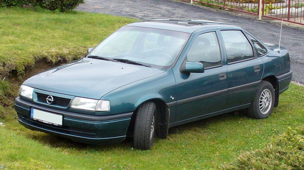 Opel Vectra 1.6 Automatic
