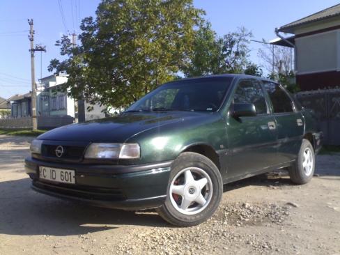 Opel Vectra 1.7 D