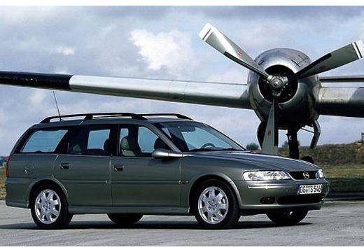 Opel Vectra 2.0 Caravan