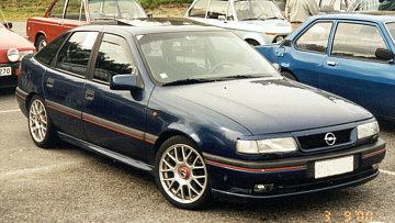 Opel Vectra 2.0 Turbo