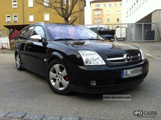 Opel Vectra 2.2 Caravan