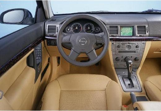 Opel Vectra 2.2 DTI Caravan