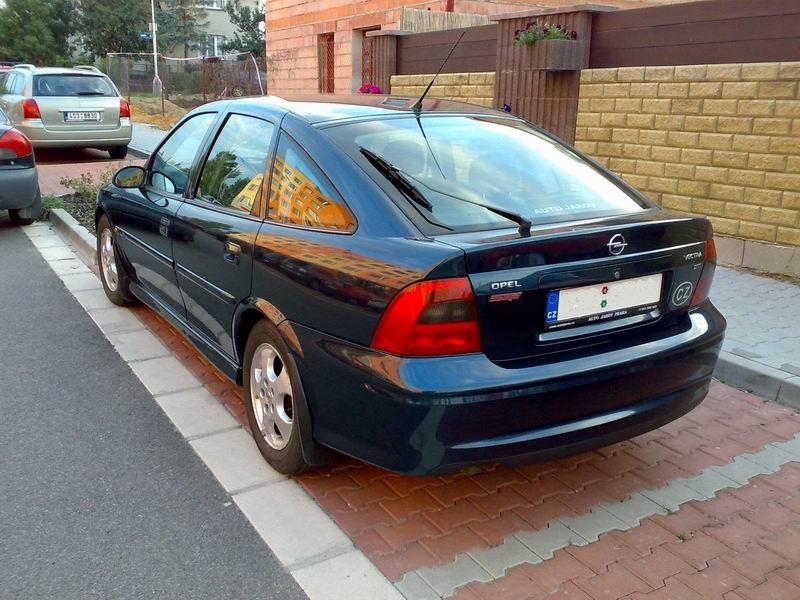 Opel Vectra 2.0