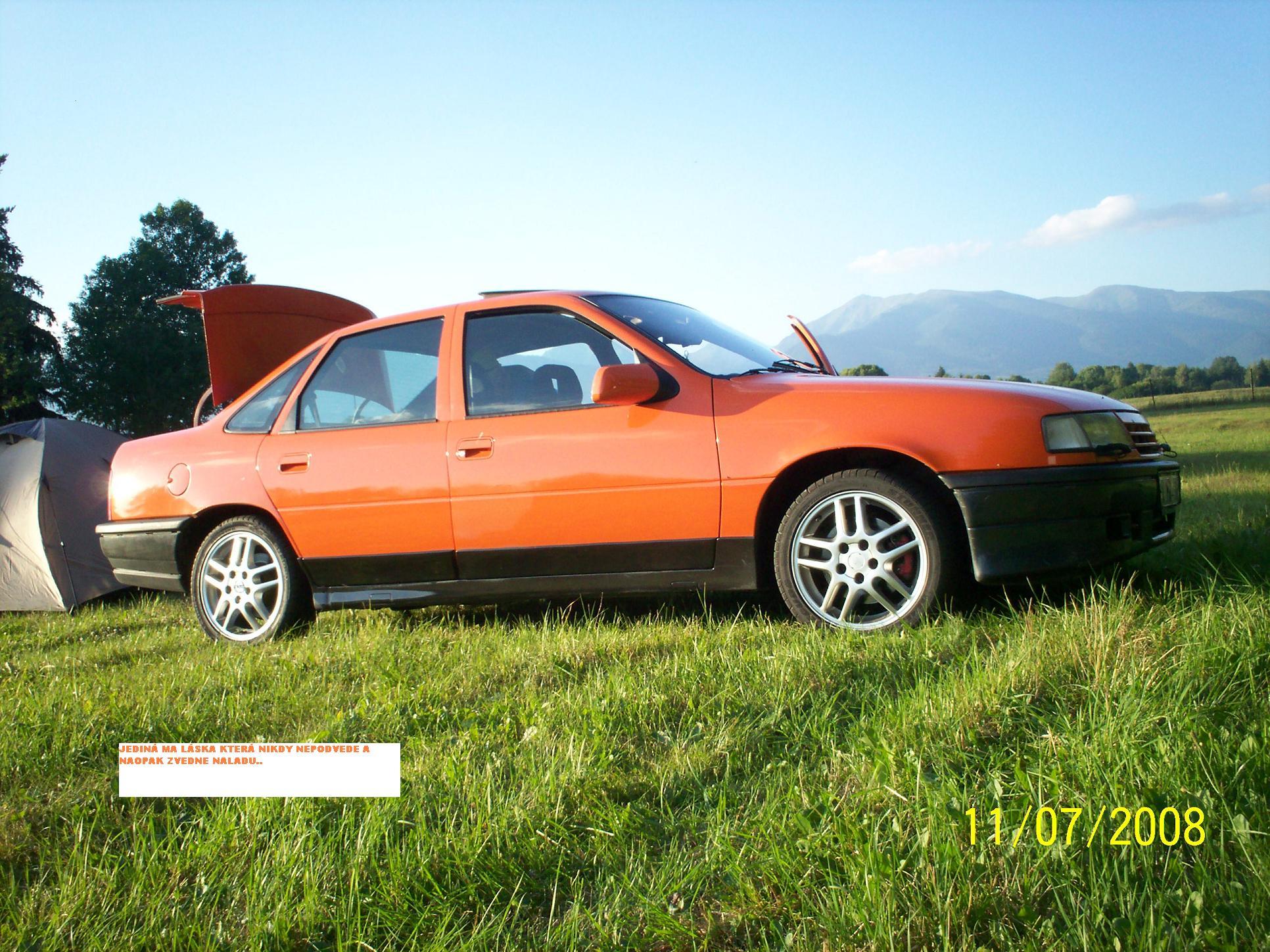 Opel Vectra 2.0 i 4x4