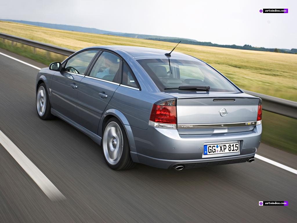 Opel Vectra GTS 1.8