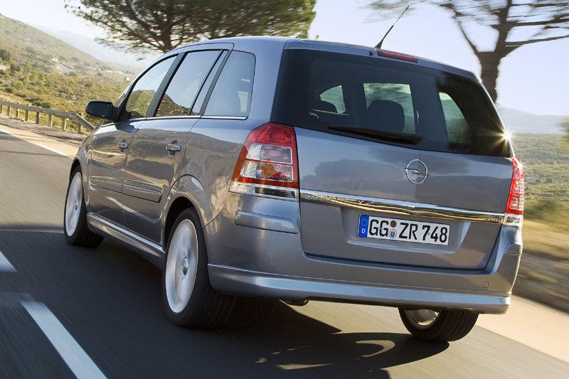 Opel Zafira 1.6 CNG EcoFlex