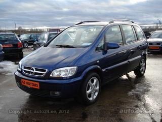 Opel Zafira 2.0 D