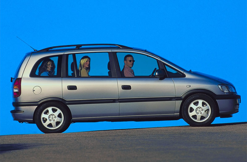 Opel Zafira 2.0 DI 16V