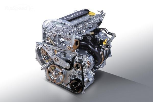 Opel Zafira 2.0 Turbo 240hp MT