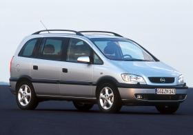 Opel Zafira 2.2 16V MT