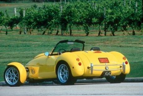 Panoz AIV Roadster