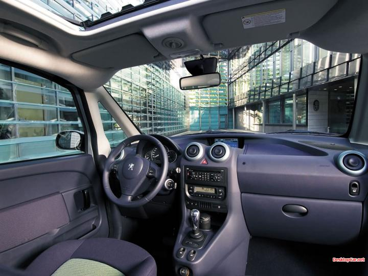 Peugeot 1007 1.6 HDI