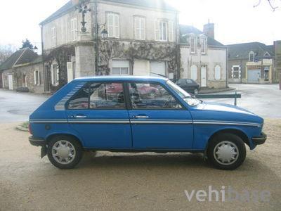 Peugeot 104 S