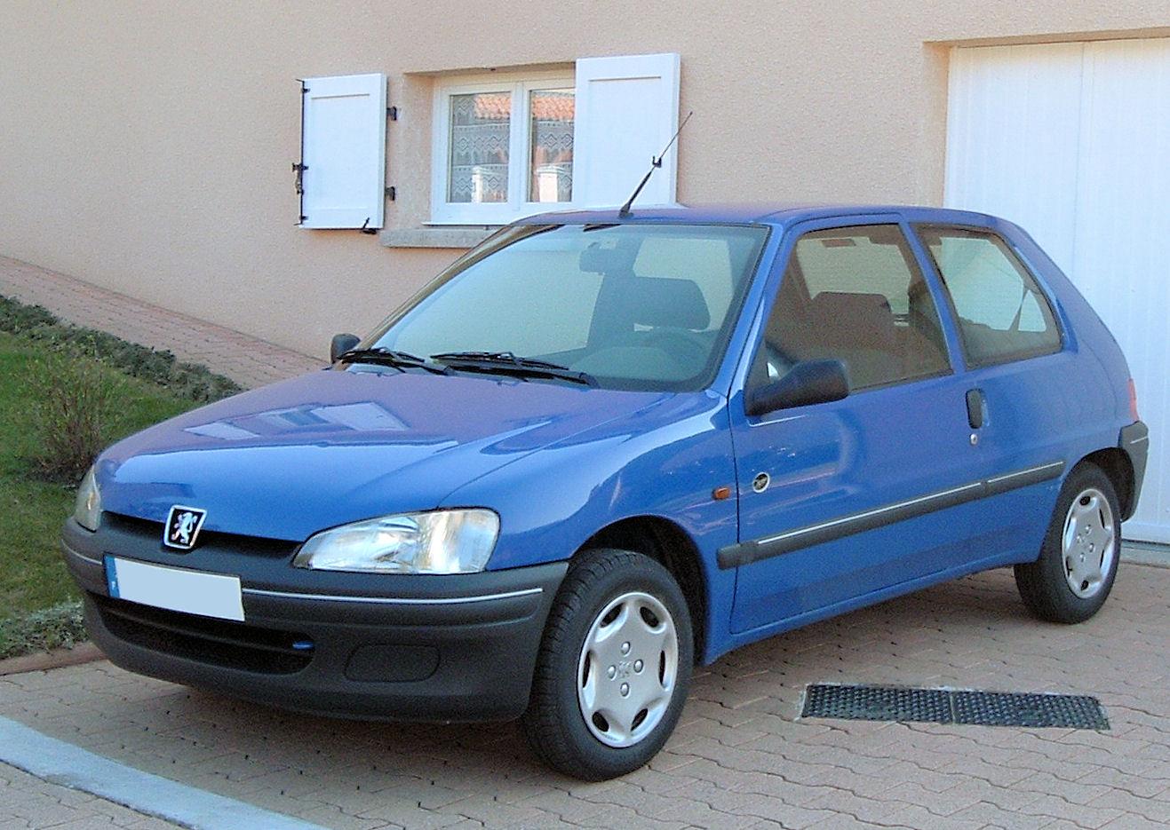 Peugeot 106 1.1 i