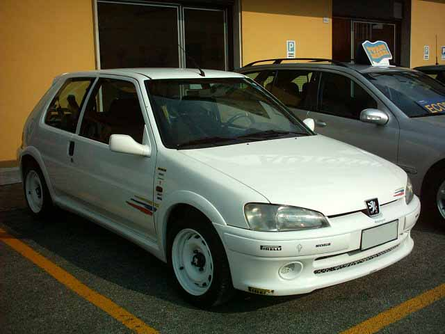 Peugeot 106 1.3