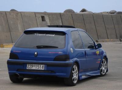Peugeot 106 Rally