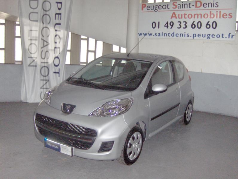 Peugeot 107 1.4 HDI MT