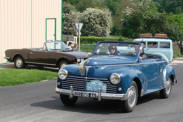 Peugeot 203 Cabriolet