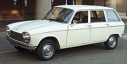 Peugeot 204 Estate