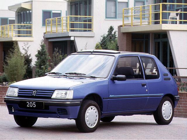 Peugeot 205 1.1i