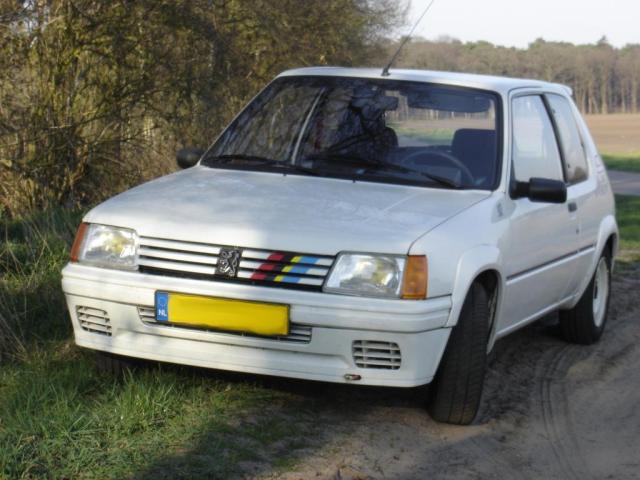 Peugeot 205 1.3 Rallye