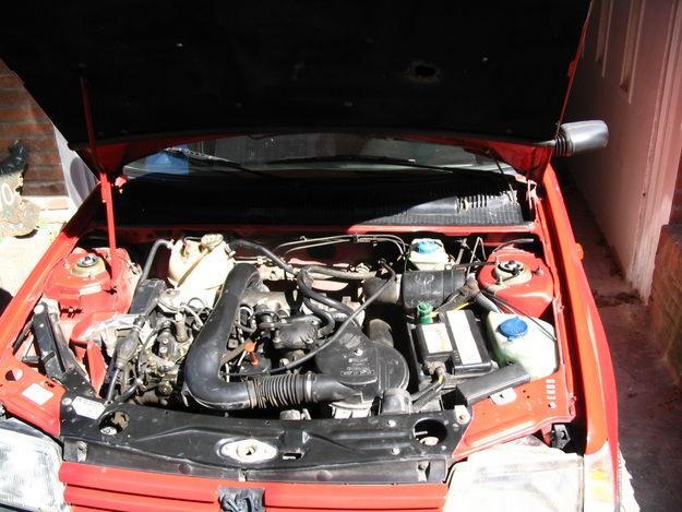 Peugeot 205 1.9 Diesel