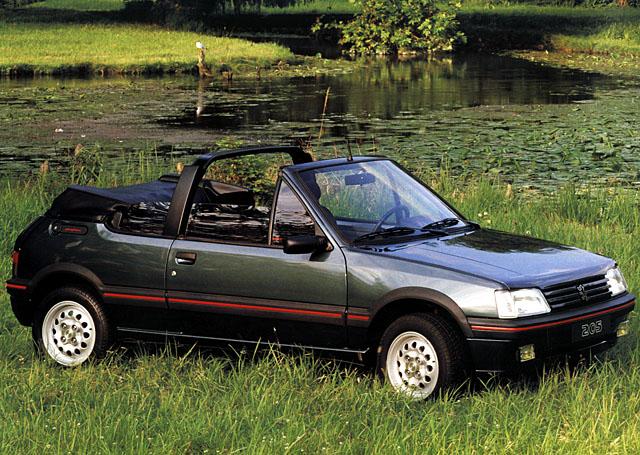 Peugeot 205 Cabriolet 1.9