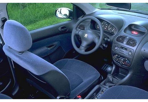 Peugeot 206 1.1 XR