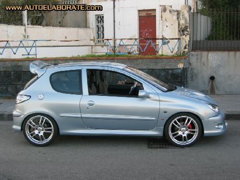 Peugeot 206 1.6 XS
