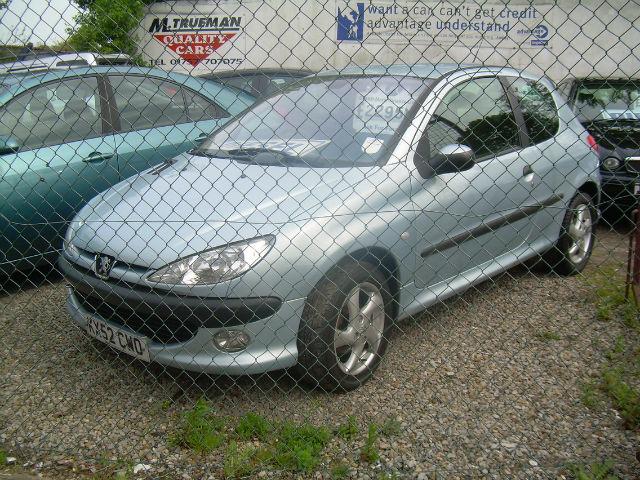 Peugeot 206 2.0 D