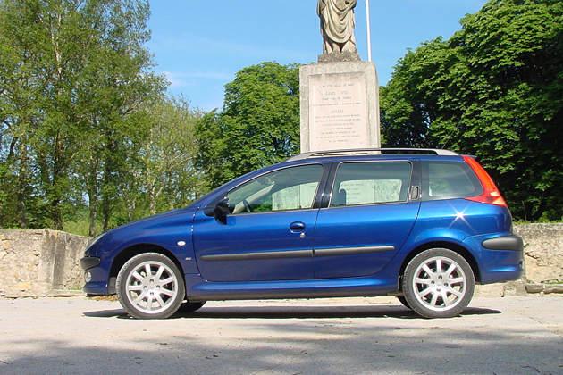 Peugeot 206 SW 1.4 Filou 75