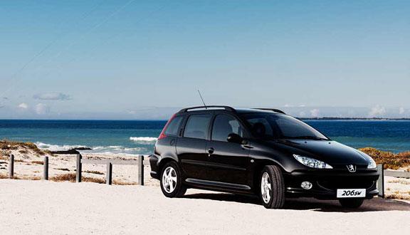 Peugeot 206 SW 1.6 HDi 110 Grand Filou Cool